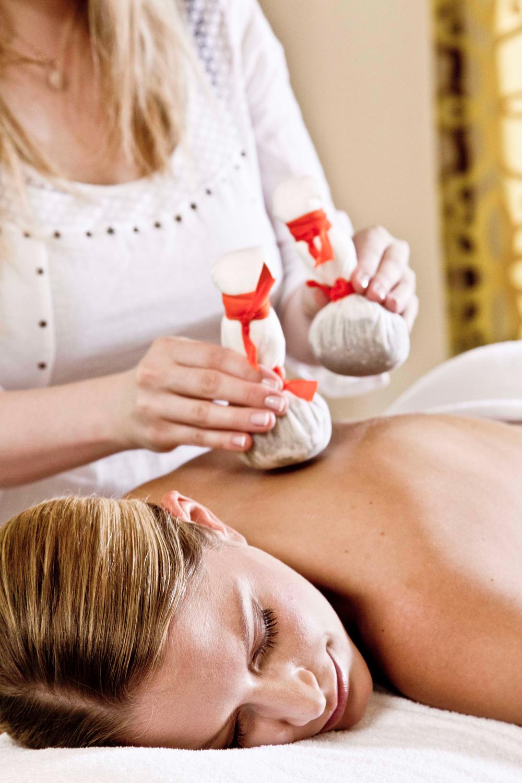 Eine Angenehme Massage