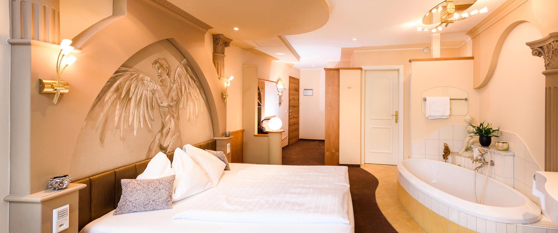 Hotelzimmer Engel Hotel Bergergut S Loveness Genusshotel