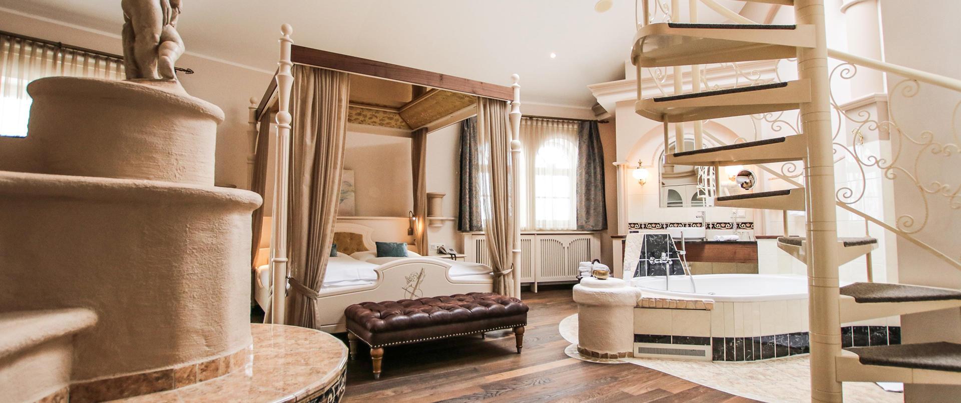 Hotelzimmer Mit Whirlpool In Oberosterreich Hotel Bergergut S