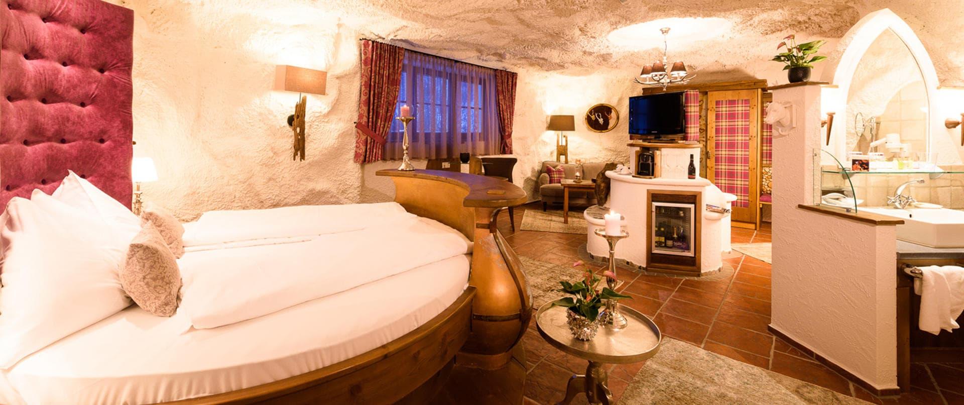 Wildromantik Suite Hotel Bergergut S Loveness Genusshotel