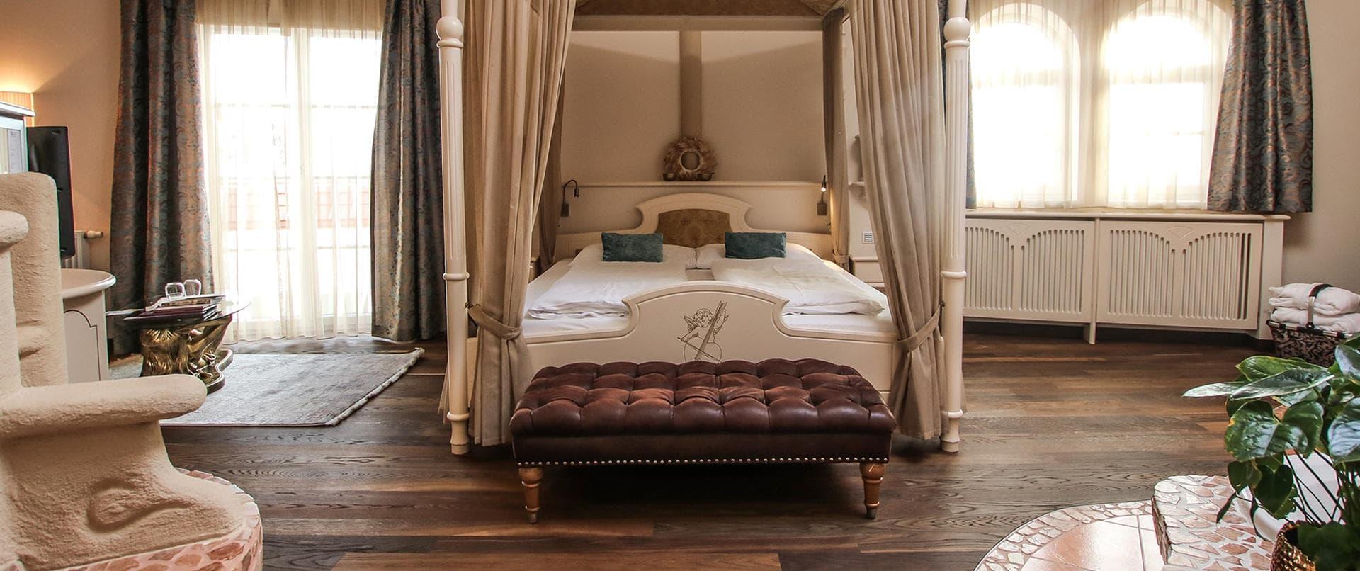 Luft Liebe Suite Hotel Bergergut S Loveness Genusshotel